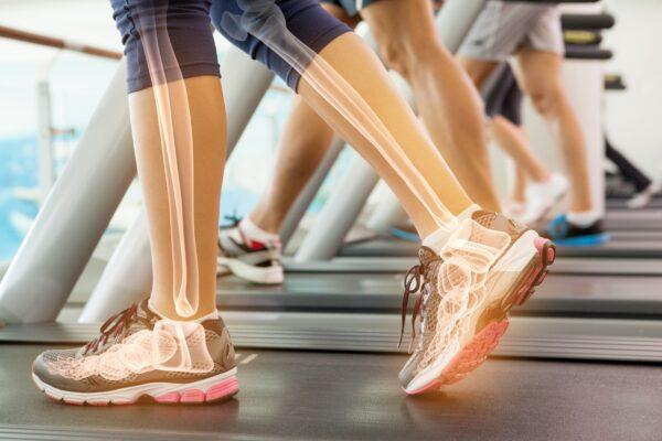 Gesunde Knochen - Der Schlüssel zur Mobilität im Alter